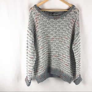 JESSICA SIMPSON | Chunky Knit Sweater XL